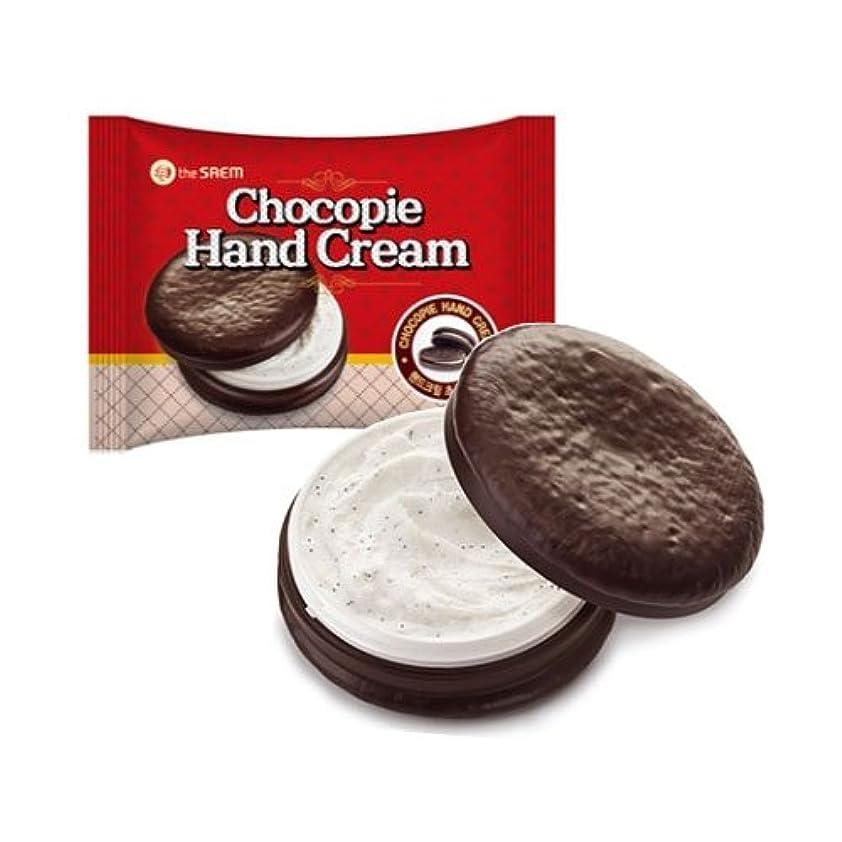 純粋な複雑な器用ザセム チョコパイ ハンドクリーム クッキーアンドクリーム [海外直送品][並行輸入品]