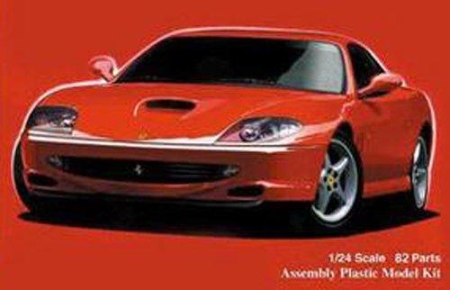 フジミ模型 1/24 リアルスポーツカーシリーズ No.117 フェラーリ 550/575M マラネロ プラモデル RS117