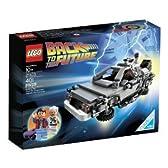 LEGO 21103 と LEGO 71002 The DeLorean Time Machine レゴ デロリアン バックトゥザフューチャー並行輸入品