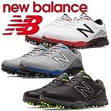 New Balance ニューバランス Golf 2004 ゴルフシューズ NBG2004 (横幅 4E X-Wide) USA仕様 ブラック,8/26cm