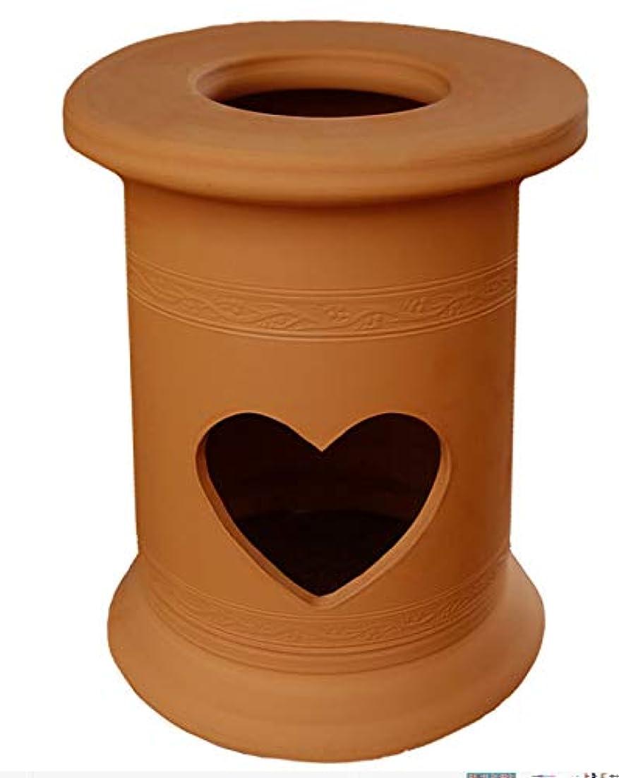 バスルーム文句を言う代表して黄土のヨモギが最高、電気鍋利用の子宮集中形の黄土陶磁器ヨモギ蒸しセット<電気鍋入り>