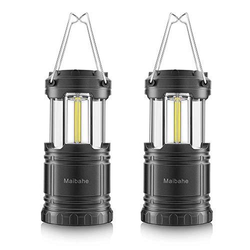 Maibahe2個セット LED 屋外用テーブルランプ LE...
