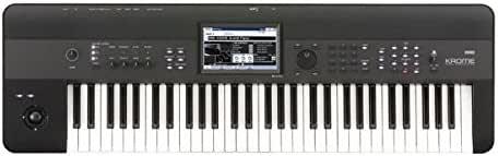 KORG キーボードシンセサイザー KROME-61 クローム 61鍵