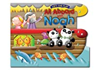 All Aboard With Noah (Lift the Flap)