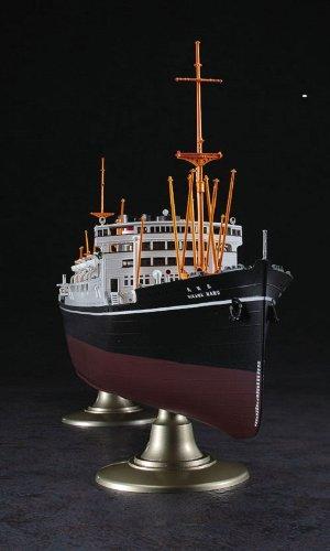 ハセガワ 1/350 日本 日本郵船 氷川丸 プラモデル Z28