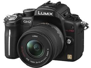 デジタル一眼レフカメラ★パナソニック ★LUMIX DMC-GH2K  ブラック