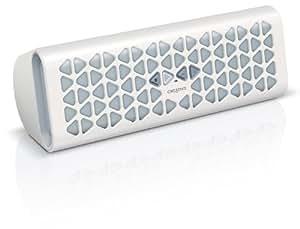 CREATIVE MEDIA Creative MUVO 20 ホワイト NFC Bluetooth ポータブルスピーカー スピーカーフォン SP-MV20-WH