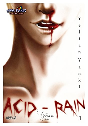 Acid Rain 01: Yaoi Manga (English Edition)