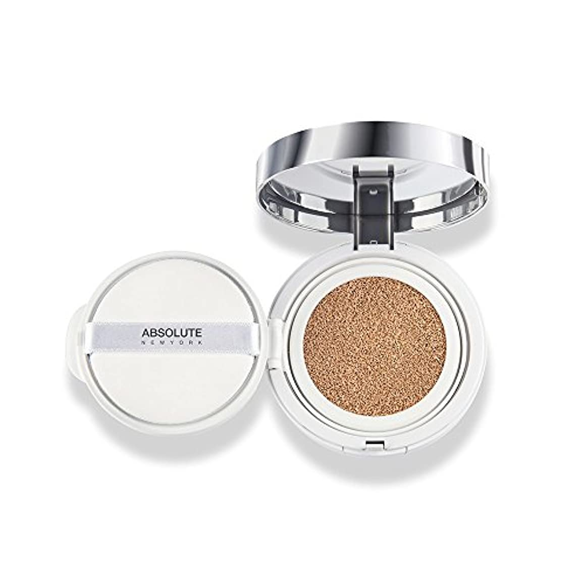 望む剪断自宅で(3 Pack) Absolute HD Flawless Cushion Foundation - Light (並行輸入品)