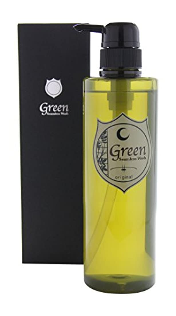 群集運動洗剤Green シームレスウォッシュ 500mL