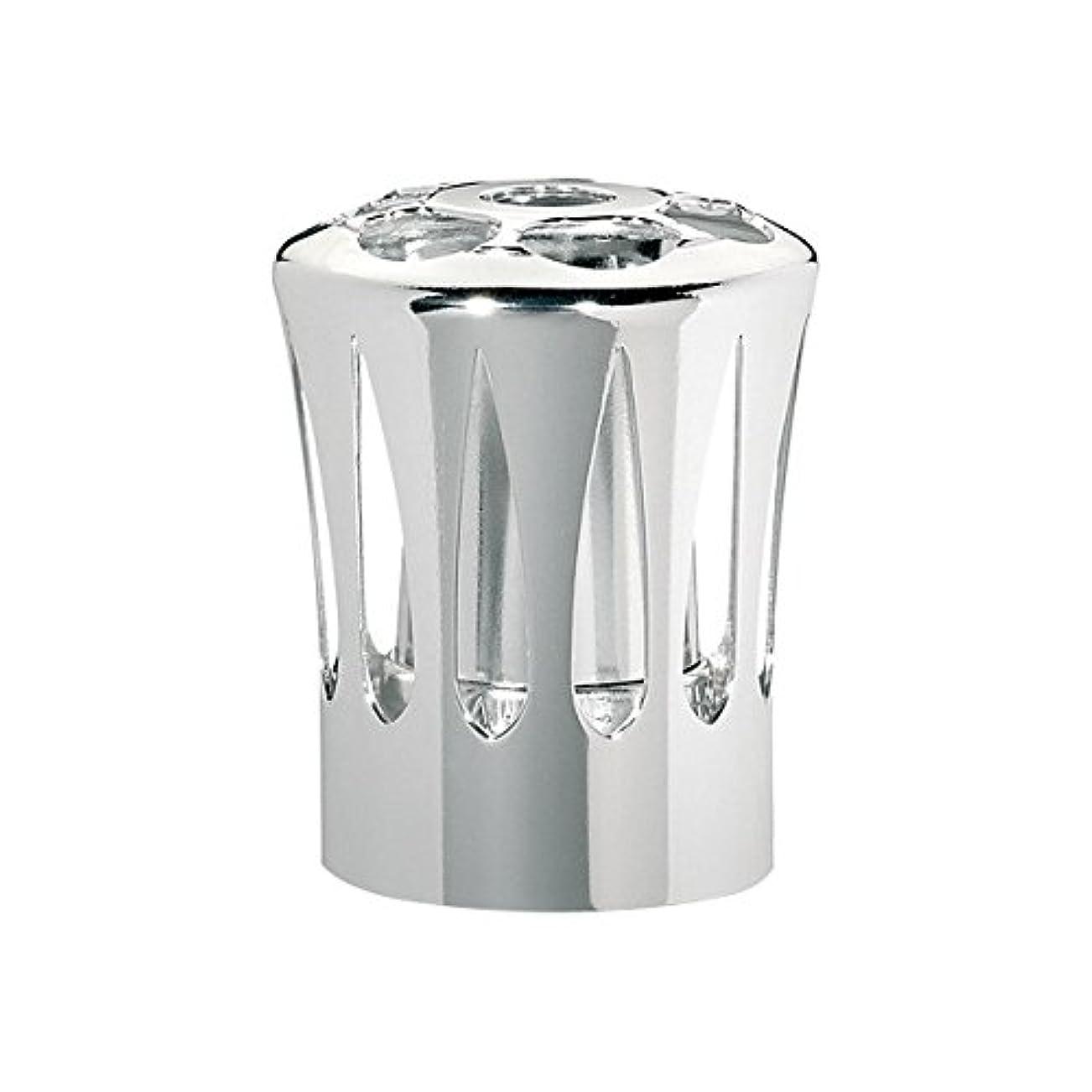 受信機公爵成功するランプベルジェ(LAMPE BERGER) 安全キャップ【正規輸入品】飾り蓋シルバー