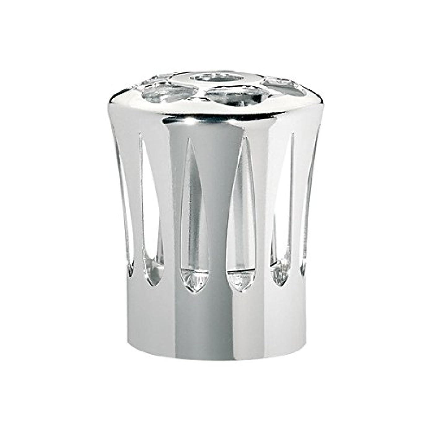 ねばねばアラビア語コンテンツランプベルジェ(LAMPE BERGER) 安全キャップ【正規輸入品】飾り蓋シルバー