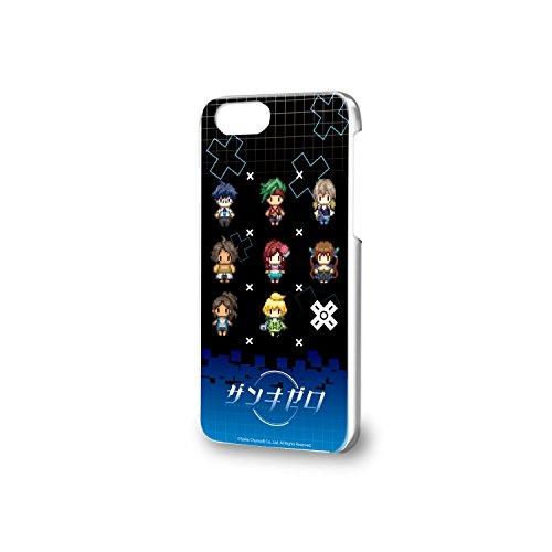 ザンキゼロ 01 ドットイラスト ハードケース iPhone...