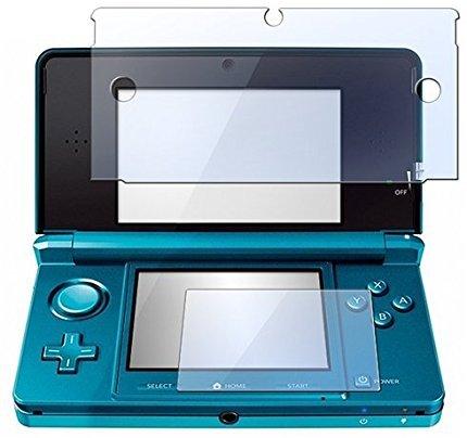 ニンテンドー 3DS フィルム 上下 2枚セット 液晶 画面...