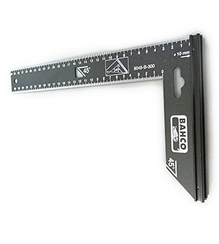 Precision Square 防錆ブラックスコヤ 300×170 9045-B-300