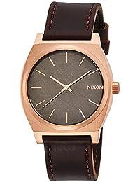 [ニクソン] 腕時計 TIME TELLER NA0452001-00 正規輸入品 ブラウン