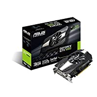 ph-gtx1060 – 3 G GeForce GTX 1060 3 GB PhoenixファンエディションVR Ready HDMI DP DVIグラフィックカード Base Clock 1506 MHz