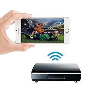サンワダイレクト iPhone iPad専用 テレビチューナー フルセグ 地デジ 高画質 無線 WiFi / LTE / 4G 対応 STV100