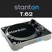 stanton ターンテーブル T.62