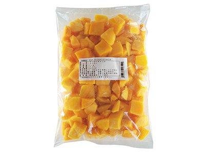 cotta [冷凍]アップルマンゴーチャンク 1kg