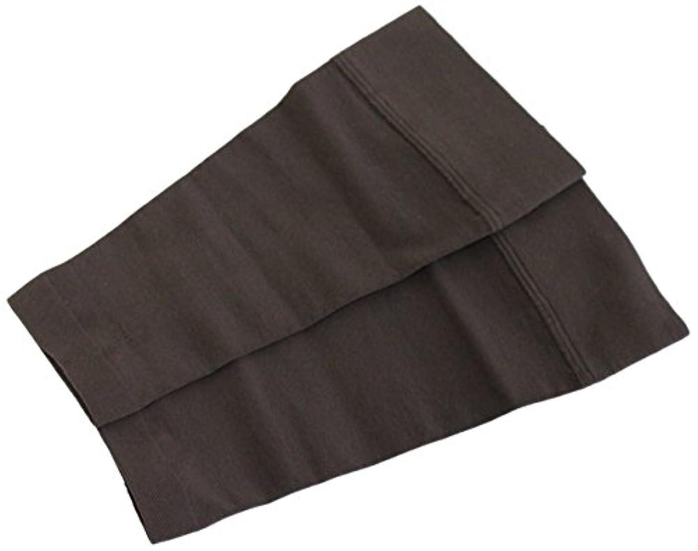 服を片付けるパプアニューギニア寸前ギロファ?ふくらはぎサポーター?メモリー02 ブラウン Sサイズ