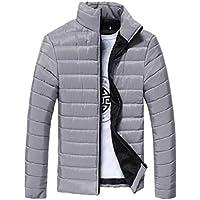 [ジェームズ・スクエア] 中綿 ダウンジャケット 防寒 軽量 ダウンパーカー メンズ