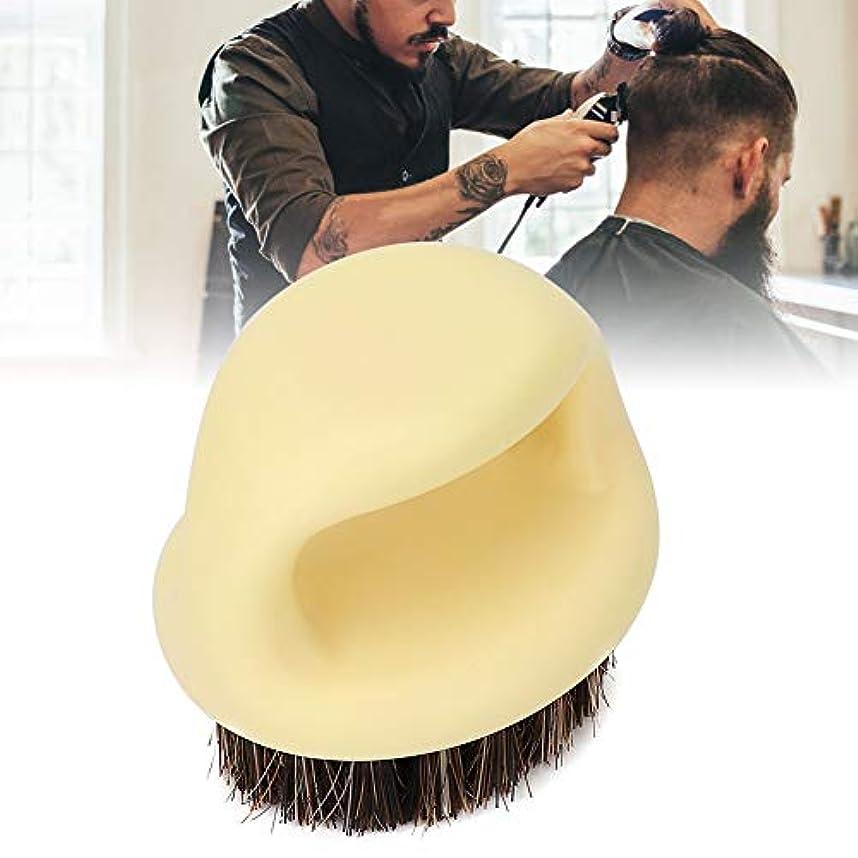 遺伝的使役後退するXinwoer ソフト髭シェービングブラシ フェイスクリーニングブラシツール