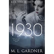 1930: Book Three (The 1929 Series)