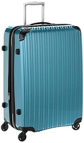 [シフレ] siffler 拡張スーツケース エスケープ 65cm 90-102L 4.7kg 預入157㎝サイズ TSAロック ESC2007-65 メタリックグリーン (メタリックグリーン)