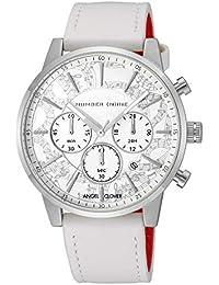 [エンジェルクローバー]Angel Clover 腕時計 NUMBER(N)INE ホワイト文字盤 NNC42SWH-WH メンズ