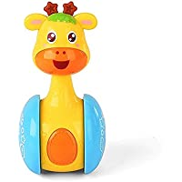 bigsmyo Roly - PolyタンブラーDeer Baby Toy Car Seatベビーカー教育玩具0 – 3 Years Old