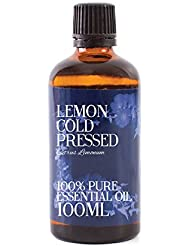 Mystic Moments | Lemon Cold Pressed Essential Oil - 100ml - 100% Pure