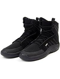 JOBE メンズ ウォーター ブーツ MEN NEOPRENE WATER BOOTS BLACK (並行輸入品)