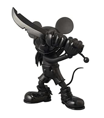 UDF MICKEY MOUSE (ROEN collection - TONE on TONE Ver.) PIRATE Ver.(ノンスケール PVC製塗装済み完成品)