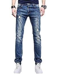 [プチドフランセ ] デニム メンズ ジーンズ ファッション デニムジーンズ denim