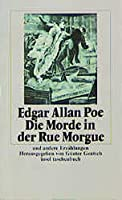 Die Morde in der Rue Morgue und andere Erzaehlungen. ( Saemtliche Erzaehlungen, 2).