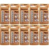 パナソニック製補聴器電池 PR41(312) 10パックセット