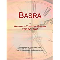 Basra: Webster's Timeline History, 2700 BC - 2007
