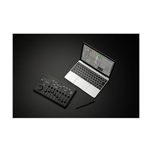 KORG MIDIコントローラー USB・ワイ...の紹介画像5