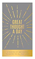 Eccolo World Traveler 「Thought a Day」ノートパッド