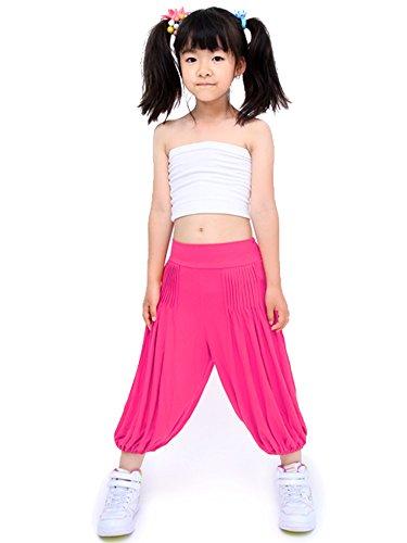 (オズコレクション) 子供用アラジンパンツ S ピンク
