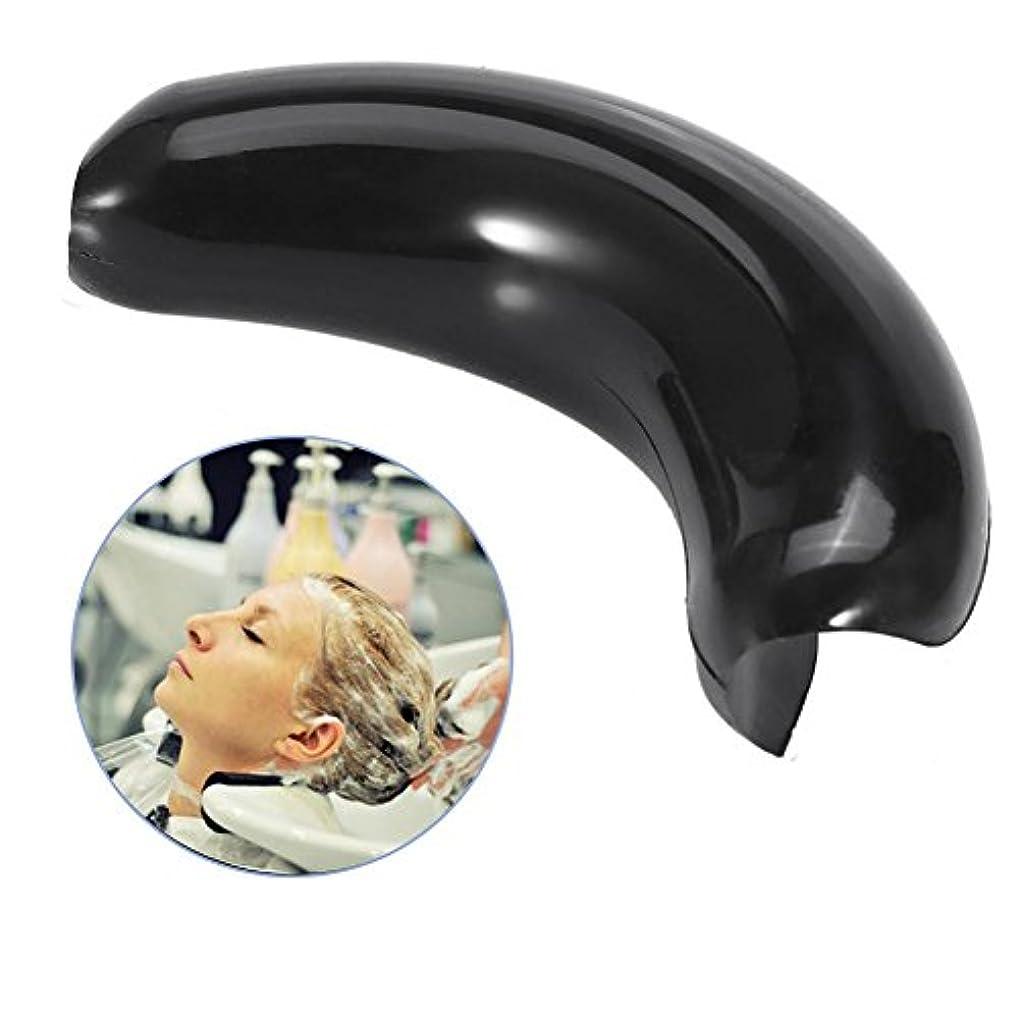 ピーブセンブランス増強シャンプーボールのゲルの首の残り、鉱泉のヘアーサロンの洗浄の罪のための耐久の快適で柔らかいシリコーン/PUのゲルの首のクッションの枕