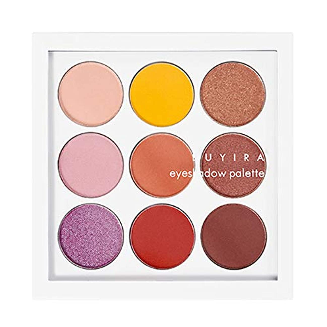 EUYIRA アイシャドーパレット (Coloful Nine) / EYESHADOW PALETTE COLORFUL NINE