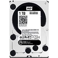 WD HDD 内蔵ハードディスク 3.5インチ 1TB WD Black WD1003FZEX SATA3.0 7200rpm 64MB 5年保証