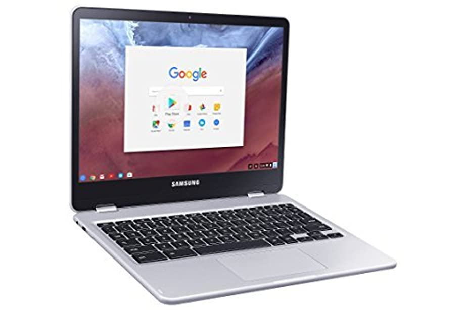 先駆者外出とげのあるSamsung Chromebook Plus Convertible Touch Laptop with Pen XE513C24-K01US [並行輸入品]