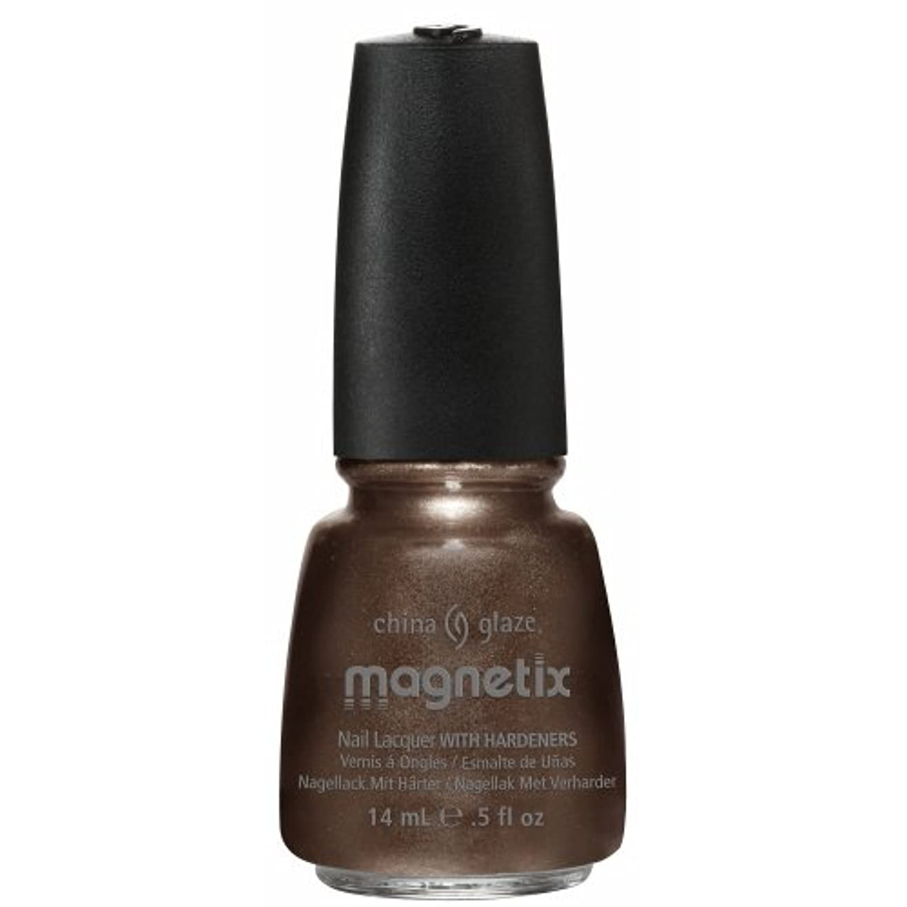 リーク強化職業(3 Pack) CHINA GLAZE Magnetix - You Move Me (並行輸入品)