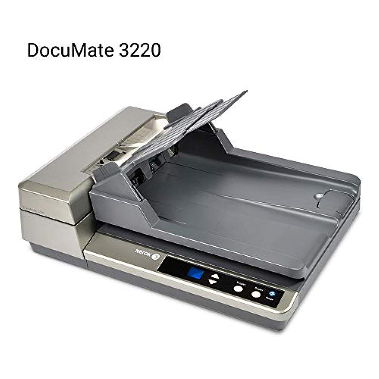 続ける報復する等価Xerox DocuMate 3220 - Document scanner - Duplex - 8.5 in x 38 in - 600 dpi - up to 23 ppm (mono) / up to 12 ppm (color) - ADF ( 50 sheets ) - up to 1500 scans per day - USB 2.0