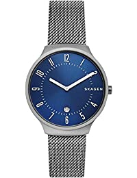 [スカーゲン] 腕時計 GRENEN SKW6517 メンズ 正規輸入品 シルバー