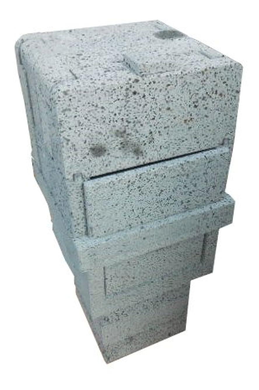 ペデスタル玉平日組み立てキット式溶岩窯 ピザ、バーベキュー用