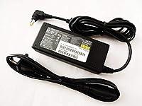 【名古屋電源】ノートパソコンのACアダプター 適用する 富士通 FUJITSU ADP-65JH ABZ FMV-AC332A FMV-AC332 修理交換用 19V 3.42A 65W